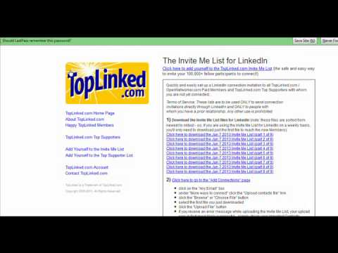 04 How to add 1000 instant connections On Linkedin