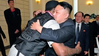 Rodman and North Korea: Exploring a