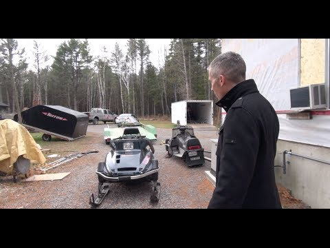 Why do I buy all these snowmobiles!  Skandics, Vk's, SRV's PowerModz