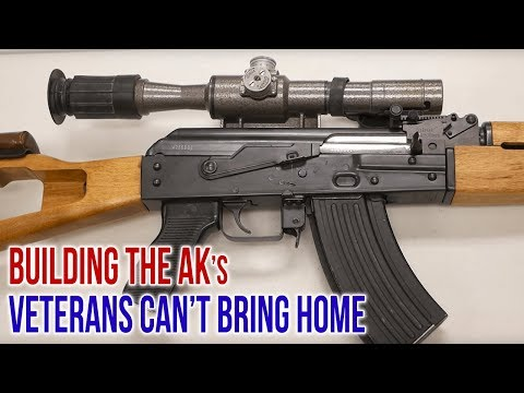 To Build What Veterans Cant Bring Home