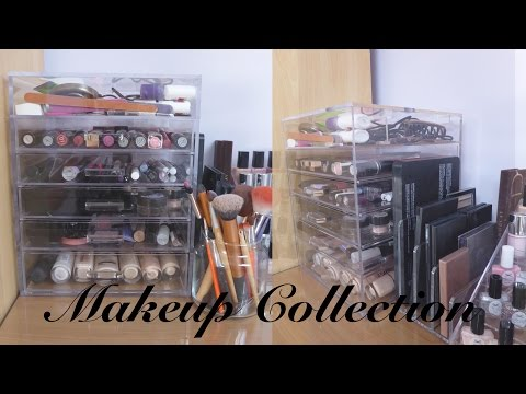 Makeup Collection - Spring Clean