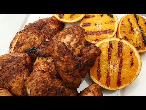 Diva Q's Roadside Glazed Orange Chicken Recipe
