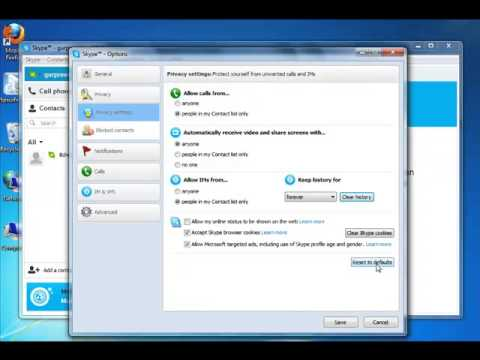 Adjust Privacy Settings and Notifications - Skype - LSOIT.COM