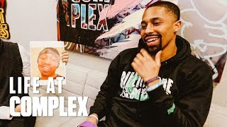 Download Brooklyn Nets Spencer Dinwiddie Stops By Complex Office | Life At Complex Video