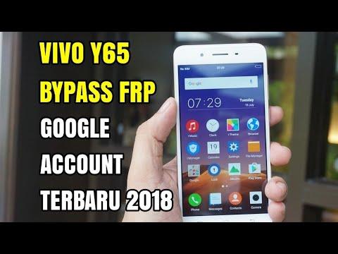 Vivo Y65 (1719) Bypass Frp Google Account Setelah Flashing/Reset Terbaru 2018 (No Hoax)