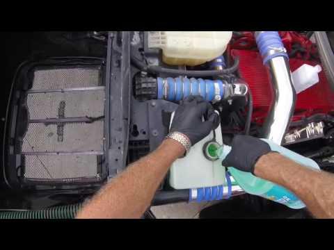 Preventative Maintenance for Windshield Washer Fluid & Wiper Blades