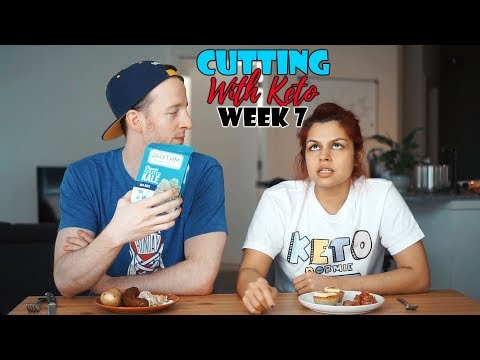 How Much Protein on Keto? | Full Day of Eating | Keto Weight Loss Week 7