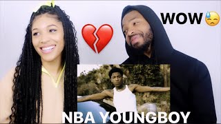 NBA YOUNGBOY UNCHARTED LOVE REACTION!!!
