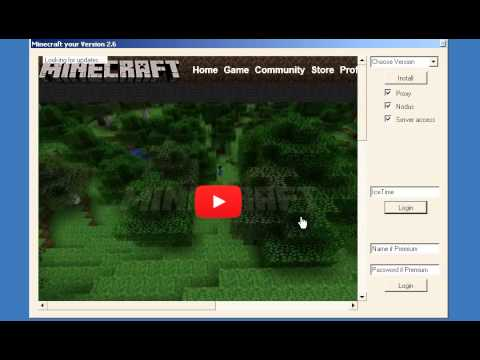 Minecraft Your Version 2.6