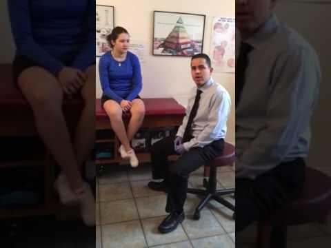 Inside Knee Sprain Treatment
