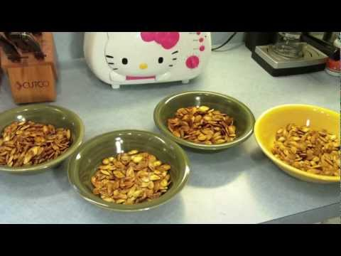 How to Make Toasted Pumpkin Seeds: Miscellanea, Episode 28