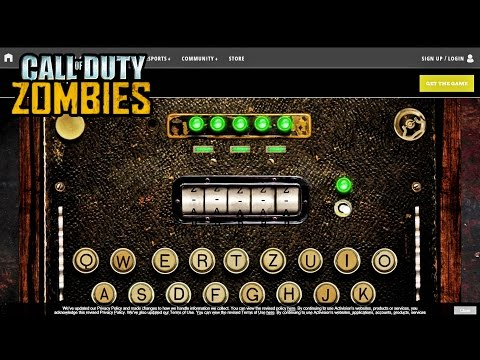 WW2 Zombies ☆ NEW CODES! PRE-UNLOCK CALLING CARD!