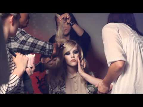 Behind the Scenes: Christmas Campaign AW10