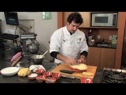 Pizza Rustica Part 2 with Chef David DiBari