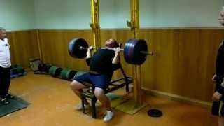 Klokov Dmitry - push 125 x 4 kg (18 07 2013) - PakVim net HD