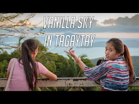 The BEST place to escape MANILA traffic (TAGAYTAY)