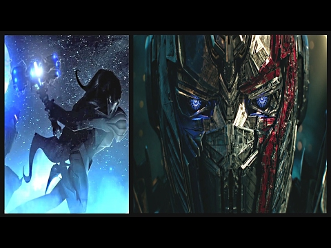 Transformers The Last Knight - Solus Prime