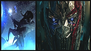 """Transformers The Last Knight - Solus Prime """"The Maker?"""" Shadow Spark Optimus Explained"""
