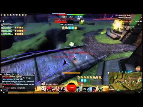GW2 Thief D/P Roaming Practice
