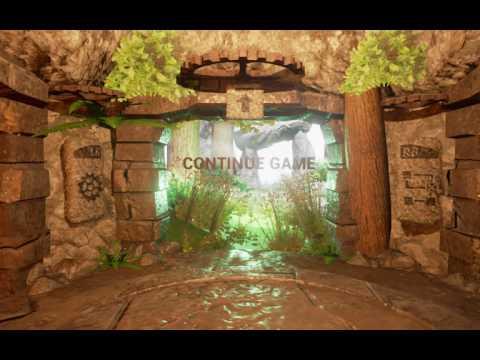 Labyrinth: Main Menu Screen [Prototype]