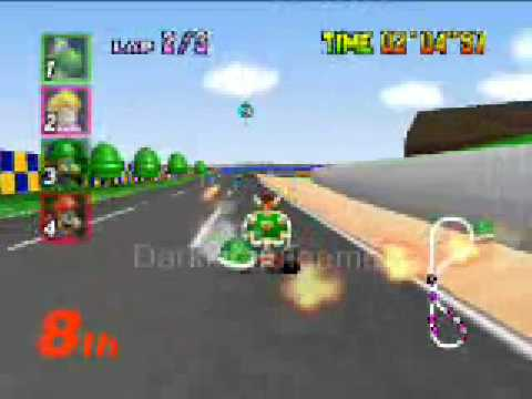 Mario Kart 64 Cheat Codes
