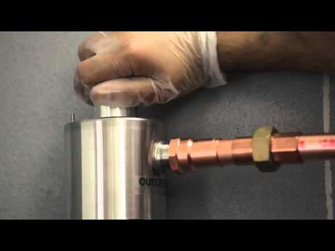 How to install Rainfresh UV System