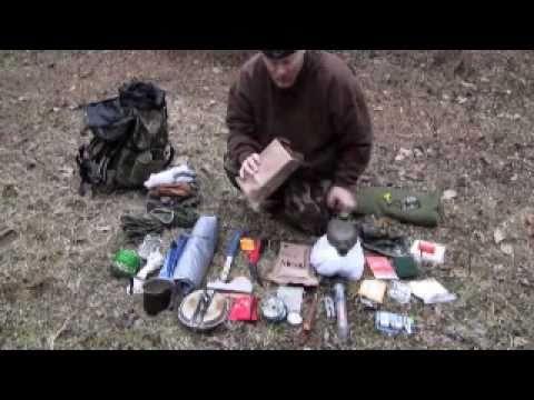 Survival Craft & Shelter Making
