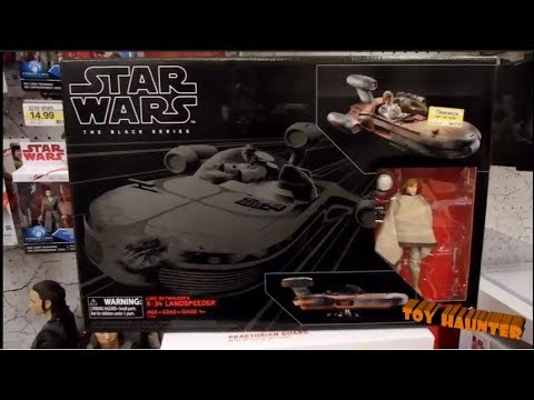 Star Wars Toy Hunting For an Upcoming Project | 1.4.17