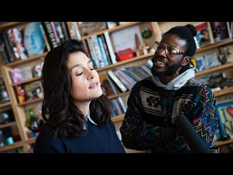 Jessie Ware: NPR Music Tiny Desk Concert
