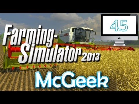 Let's Play: Farming Simulator 2013 - Mac - Ep 45 - Feeding The Cows