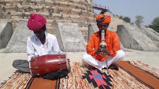 Gopal Nath Sapera   Duet With Been Bhapang Dholak   Swaijaisingpura   Jaipur   Rajasthan   India