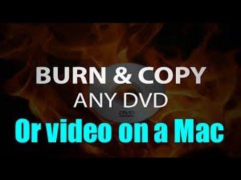 How To Burn a Dvd On Mac [2017]