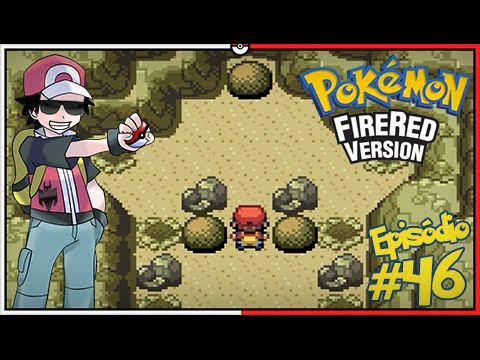 Pokémon Fire Red Let's Play #46: Em Busca dos Unown na Ilha Seven