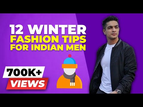 12 Winter Clothing Tips for INDIAN MEN | Men's Style India | BeerBiceps Men's Fashion