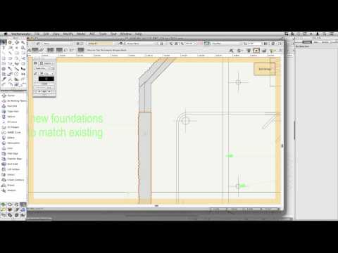 podcast 205 - Create Ploygon_Clip Surface with Vectorworks