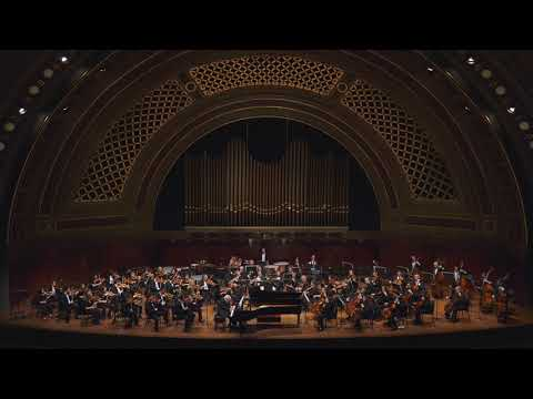 Beethoven Piano Concerto No. 3 - U-M Life Sciences Orchestra and Louis Nagel