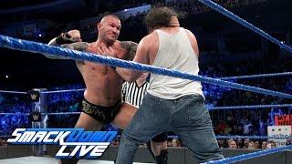 Randy Orton vs. Luke Harper: SmackDown LIVE, Jan. 24, 2017