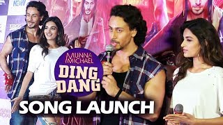 Ding Dang Song Launch | Full Event | Munna Michael | Tiger Shroff, Nidhi Agerwal