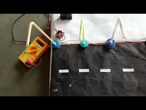 Project for mechanical engineering Electricity generation using piezoelectric material