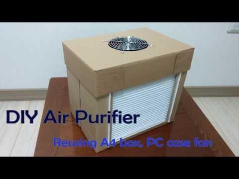 Eco Air Purifier DIY