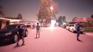 Cuộc sống Mỹ - Vlog 150: Ngày lễ độc lập của Mỹ bắn pháo bông - july 4th Clip
