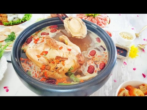 Fastest way to cook Chinese Herbal! The 21st century cooking method!