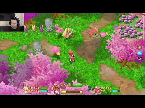 Secret of Mana (2018) playthrough pt30 - Endless New Enemies