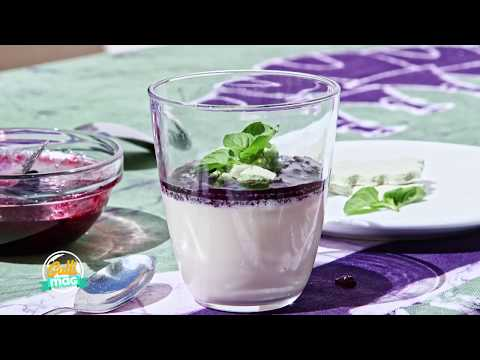 Gulli Mag Africa S5 E4 - Les Ateliers de Corinne - Recette la Panna Cotta vanille