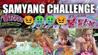 VLOG #32 : SAMYANG CHALLENGE   TAMBAG NI LOLA WENDING