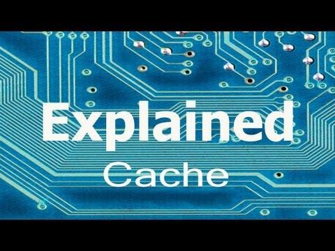 Computer Cache Explained