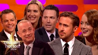 THE GOLDEN GRAHAMS | Best of the Oscars on The Graham Norton Show