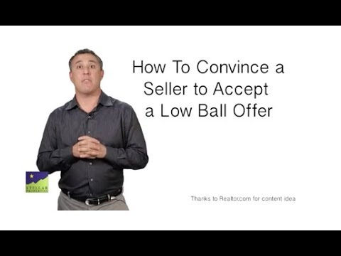 5 Ways To Convince a Seller to Accept a Low Ball Offer | Stellar Properties | Boulder CO Real Estate