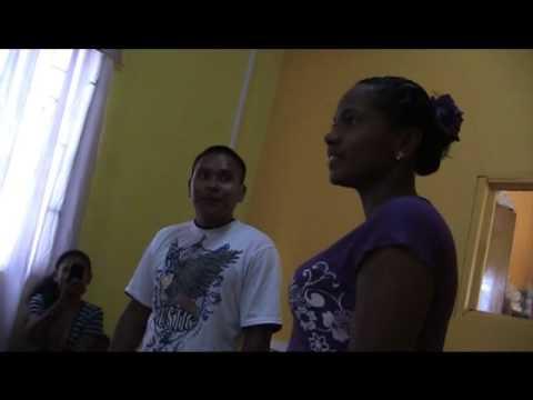 One Story Guyanese Creole - Story of David & Goliath
