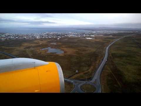 Reykjavik's Airport in Keflavik